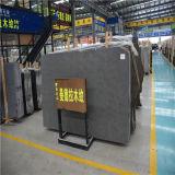 Heißes Verkaufs-Mandela Hölzern-Korn graue Platte-Marmor-Fliese