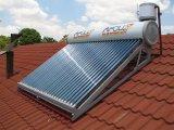 2015 sem pressão aquecedor solar de água (SABS)