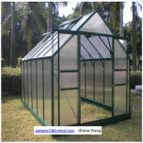 Greenhouse Green Housegarden Alumínio com Base