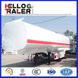 3 Radachsen 45000L Fuel Tanker für Transport Oil Semi Trailer