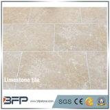 El mejor precio de los azulejos Polished de la piedra caliza de la piedra caliza blanca para el chalet