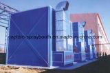 Industrielles kundenspezifisches Selbstbeschichtung-Gerät, Spray-Stand