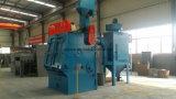 Machine de nettoyage de souffle d'injection de piste de chenille de Tumblast de Qingdao