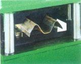 Roulis de rambarde de route formant la ligne de production à la machine
