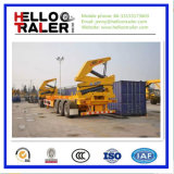 SaleのためのXCMG 3 Axle 37ton Side Loader Container Trailer