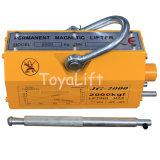 Magnete di sollevamento permanente standard di Ce/GS/ISO/elevatore magnetico 2000kg