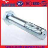 Boulon galvanisé de tête Hex de l'acier inoxydable /HDG de la Chine - dispositif de fixation de la Chine, vis