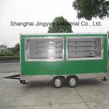 وجبة غداء شاحنة عربة مع [هيغقوليتي] (شنغهاي مصنع)