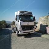 camion di rimorchio di 6X4 380HP Sinotruk HOWO con la vendita calda del condizionatore d'aria in Africa