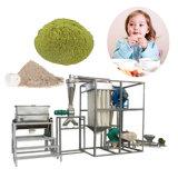 Linha de processamento nutritiva máquina do pó da produção do comida para bebé