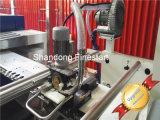 Heißluft Stenter Einstellungs-Textilraffineur für das Stricken und das Spinnen