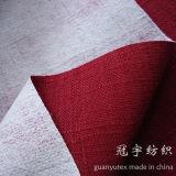 Pile courte s'assemblant le modèle de toile d'Oxford de tissu de polyester