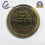 Медаль спортов турнира с отделкой золота