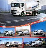 De Vrachtwagen van de Concrete Mixer van Camc 5-12 Cbm 6*4