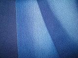 Azul de Indigo da tela da sarja de Nimes do algodão