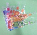 Schöner Drucken-Entwurfs-geformter Beutel für Getränke, alkoholfreie Getränke