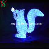 3D Moitf Lighting LED Acrylic Squirrel