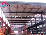 Edificio Plm-2022 de la estructura de acero del panel de emparedado del cemento del EPS