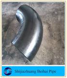 """A tubulação Titting 90 LR Elbow 24 """" cotovelos B16.9 do aço de carbono Sch80"""