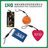 125kHz、Smart CardのプラスチックRFID PVC Blank Card
