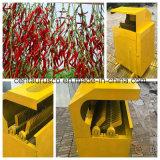 Macchina d'acciaio della mietitrice dei peperoncini rossi di Stailees con il migliore prezzo