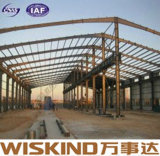 Здание стальной рамки легкой установки большой пяди структурно полуфабрикат