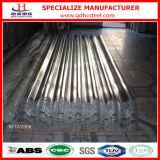 Hoja galvanizada sumergida caliente del hierro acanalado de ASTM A653m Afp