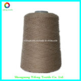 33%Nylon Coarse Knitting Yarn voor Sweater (2/16nm geverft garen)