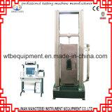 Máquina de teste elástica de alta temperatura dos sacos do empacotamento flexível do asfalto