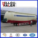 Massenpuder-Transport-Tanker-halb Schlussteil des kleber-60cbm
