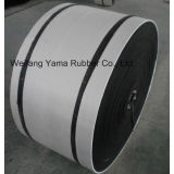 St1600 Rubber Conveyor Belt Width 1800mm Top Cover Thickness 6mm