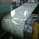 La copie/Desinged a enduit l'enroulement d'une première couche de peinture en acier galvanisé/PPGI /PPG