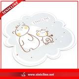 Sinicline 2015 изготовленный на заказ бирок Hang офсетной печати (IHT-408)