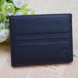 Горячее Sale Emboss Leather Wallet для Men