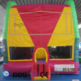 Cocowater 창조적인 디자인 아이 장난감 LG9052를 위한 팽창식 다채로운 도약자 성곽