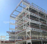 Prefab сарай стали подъема стальной структуры высокий