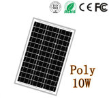 Comitato solare policristallino del silicone 10W della pila solare di alta efficienza