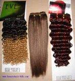 毛の拡張、自然な毛