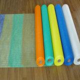peso elástico branco 160 G do engranzamento da fibra de vidro de 4X4 milímetro