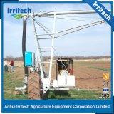 Sistema linear de cuatro ruedas reverso auto de la máquina de la irrigación del movimiento de Rainger del estilo del valle en venta