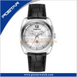 Montre-bracelet multifonctionnelle de type de cavité de caisse de chronographe pilote de cosse