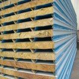 Pcgi acanaló el panel de emparedado con el llenador de las lanas de roca