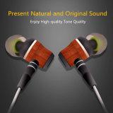Hi-Fi stéréo Deep Bass écouteur intra-auriculaire tricoté pour iPhone