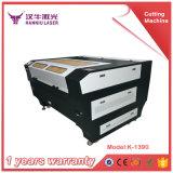 Corte hidráulico del fabricante de China y máquina de grabado