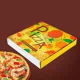 """Calidad aceptable 18 de la impresión de la insignia la buena """" acanaló el rectángulo de la pizza"""
