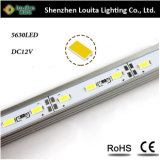 Barra ligera rígida de DC12V SMD5630 72LEDs LED