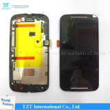 Teléfono móvil vendedor caliente LCD del receptor de papel del trabajo del 100% para Motorola Moto G2