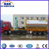 Recipiente líquido químico do tanque do ISO 24cbm da alta qualidade 20FT