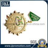 Medaglia calda dei militari dell'esercito della polizia del ricordo di vendita