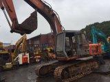 Maquinaria de construção usada da máquina escavadora Ex200-1 de Hitachi para a venda
